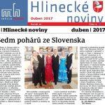 Choreopohár Žilina, HN, březen 2017
