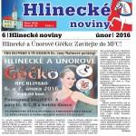 TKG Géčko 2016, HN, únor2016