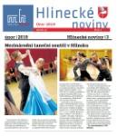 Hlinecké noviny - Mezinárodní taneční soutež v Hlinsku