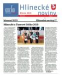 Hlinecké noviny - Hlinecké a Únorové Géčko 2019