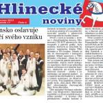 TKG Hlinsko oslavuje 30 let