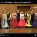 Géčko 2016 - video reportáž, kaleidoskop